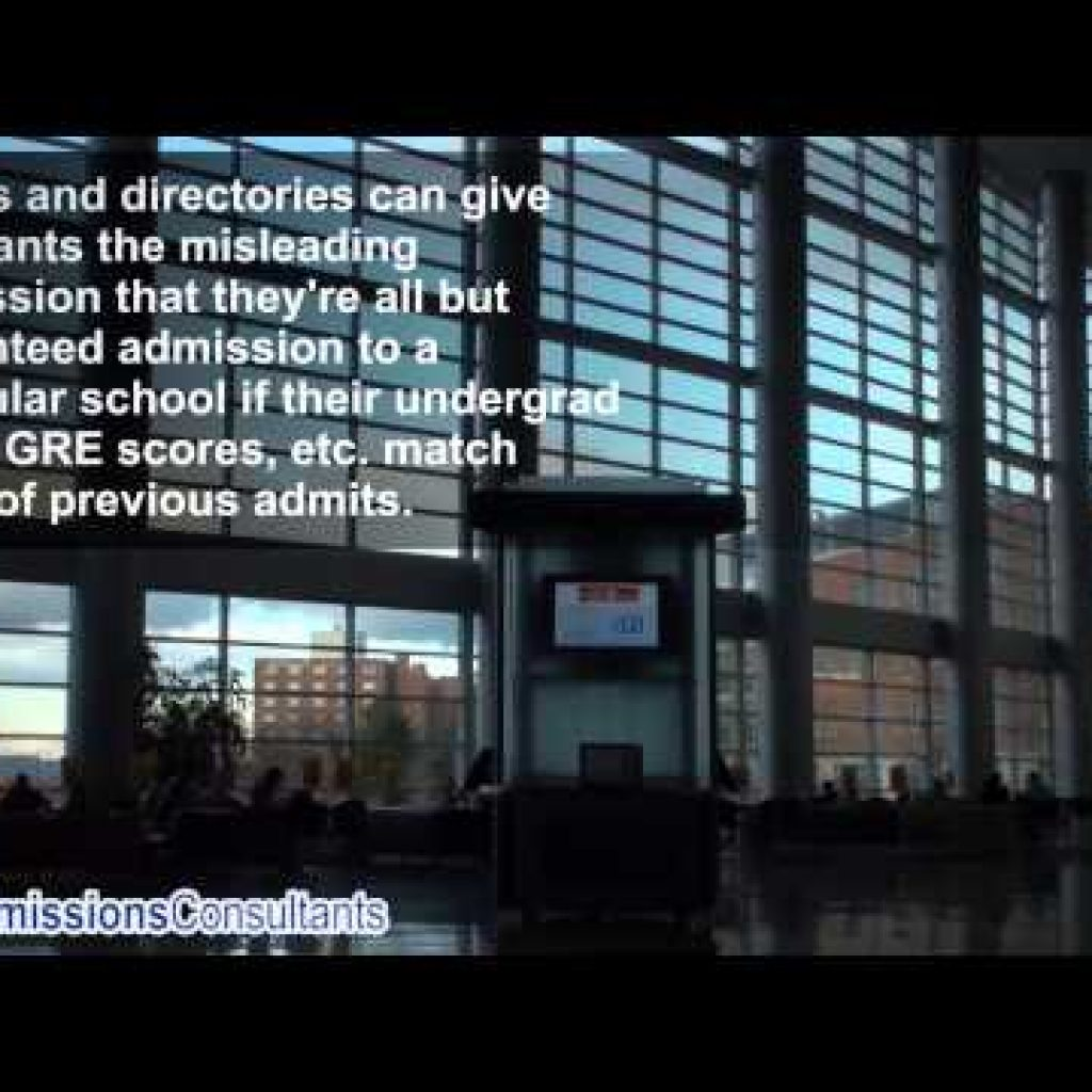 Graduate Education Programs – Graduate School Admission